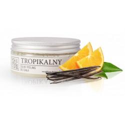 Fresh&Natural Solny peeling do ciała tropikalny 250g