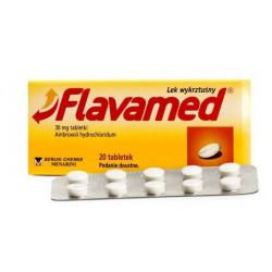 Flavamed 30mg x 20 tabletek