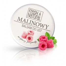 Fresh&Natural Malinowy balsam do ust 15 ml