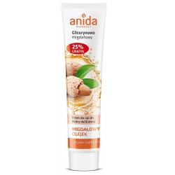 Anida Krem do rąk glicerynowo-migdałowy 125 ml