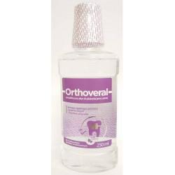 ORTHOVERAL Płyn do płukania jamy ustnej 250 ml