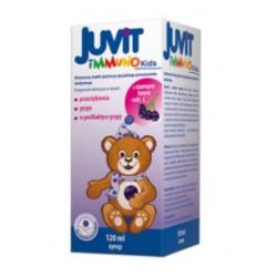 Juvit Immuno Kids syrop 120 ml