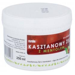 Kasztanowy żel z mentolem Virde 250 ml