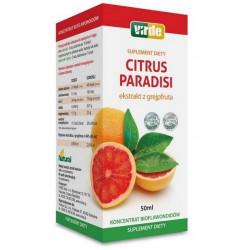 Citrus Paradisi Virde ekstrakt z grejpfruta płyn 50 ml