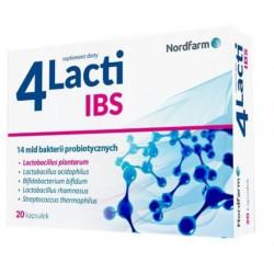 4 lacti IBS X 20 KAPS.