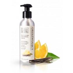 Fresh&Natural orzeźwiający olejek do ciała z pomarańczą i wanilią 150 ml