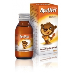 Apetizer Junior syrop dla dzieci 100 ml