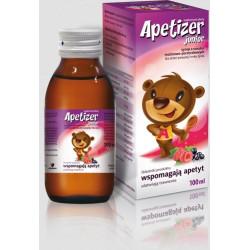 Apetizer Junior syrop o smaku malinowo-porzeczkowym 100 ml 31.05.2019 r.