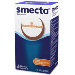 Smecta lek przeciwbiegunkowy x 10 saszetek
