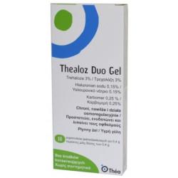 Thealoz Duo Gel żel do oczu x 10 pojemniczków