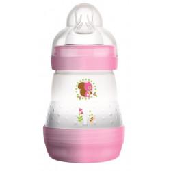 Butelka MAM Anti-Colic 160 ml, 0+ miesięcy Mix Kolorów