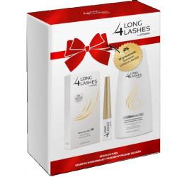 Long 4 Lashes zestaw serum 3ml + szampon 200 ml