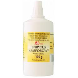 Spirytus kamforowy 10% 100ml