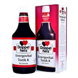 Doppelherz Energovital Tonik K 1000 ml
