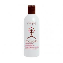 Ziaja maziajki szampon do włosów bąbelkowa cola - 300 ml
