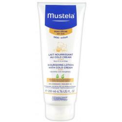 Mustela Odżywcze mleczko do ciała z Cold Cream Tuba 200 ml
