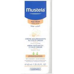 Mustela Krem odżywczy z Cold Cream Tubka 40ml