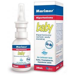 Marimer baby hipertoniczny roztwór wody morskiej, 30 ml