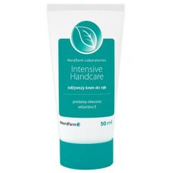 Intensive Handcare odżywczy krem do rąk Krem z witaminą E i proteinami 50 ml