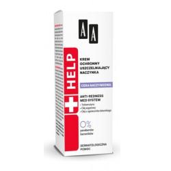 AA Help Krem ochronny uszczelniający naczynka 40 ml