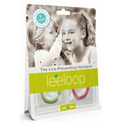 Leeloop gumki do włosów przeciw wszom - 4 szt.
