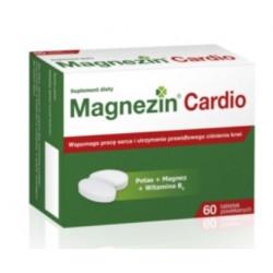 Magnezin Cardio x 60 tabletek