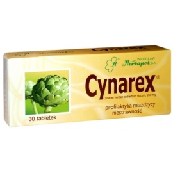 Cynarex 250 mg x 30 tabletek