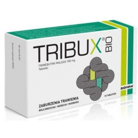 Tribux Bio 100 mg x 10 tabletek