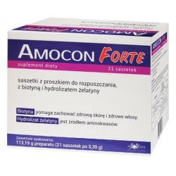 Amocon Forte Saszetki z proszkiem do rozpuszczania x 21 saszetek