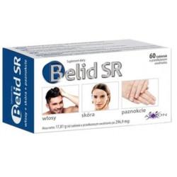 Belid SR suplement diety x 60 tabletek o przedłużonym uwalnianiu