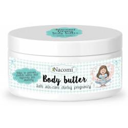 Nacomi Lekkie masło do ciała dla kobiet w ciąży 100 ml