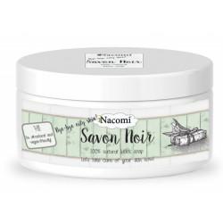 Nacomi Mydło czarne Savon Noir 120 g