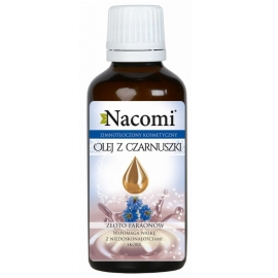 Nacomi Olej z czarnuszki zimnotłoczony, kosmetyczny 50 ml