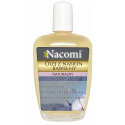 Nacomi Olej z nasion bawełny 50 ml