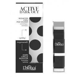 L'biotica ACTIVE DARK OUT , Reduktor cieni pod oczami 6g