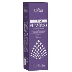 L'biotica Tonujący szampon do włosów blond, farbowanych i rozjaśnionych 250 ml