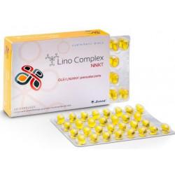 Lino Complex NNKT, olej lniany zimnotłoczony x 60 kaps.