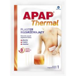 APAP THERMAL - Plaster rozgrzewający  1szt