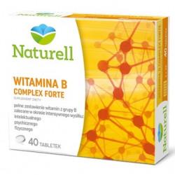Naturell Witamina B Complex Forte x 40 tabl.