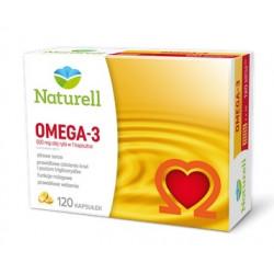 Naturell Omega-3 500 mg x 120 kaps.
