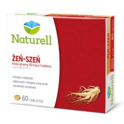 Naturell Żeń-szeń 100 mg x 60 tabl.