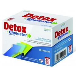 Cholester Detox  60 tabletek