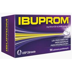 Ibuprom 200 mg x 96 tabl.
