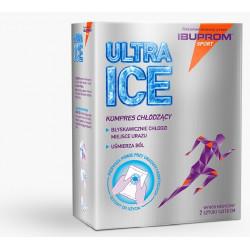 Ibuprom Sport Ultra ICE Kompres chłodzący 14 x 18 cm, 2 szt.