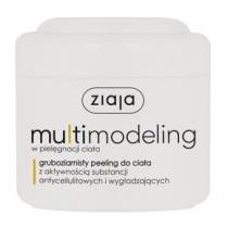 Ziaja multimodeling gruboziarnisty peeling do ciała, 200 ml