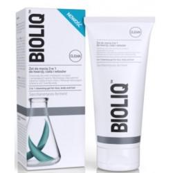 Bioliq Clean Żel do mycia 3 w 1 do twarzy, ciała i włosów  180 ml
