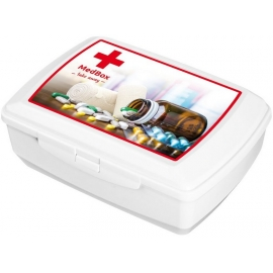 Organizer na leki MedBox BRANQ 1.3 litra (5950)