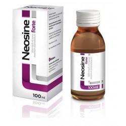 Neosine Forte 100 ml 0,5 g/5ml syrop