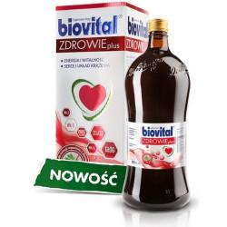 Biovital ZDROWIE plus Suplement diety, 1000 ml