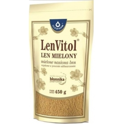 Len mielony, LenVitol Oleofarm 450 g